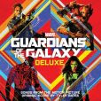 CD Cover Image. Title: Guardians of the Galaxy [Original Motion Picture Soundtrack], Artist: Tyler Bates