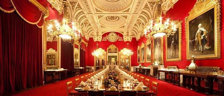 Tallerdehosteler 237 Ab 225 Sica Cena De Etiqueta Buckingham Palace