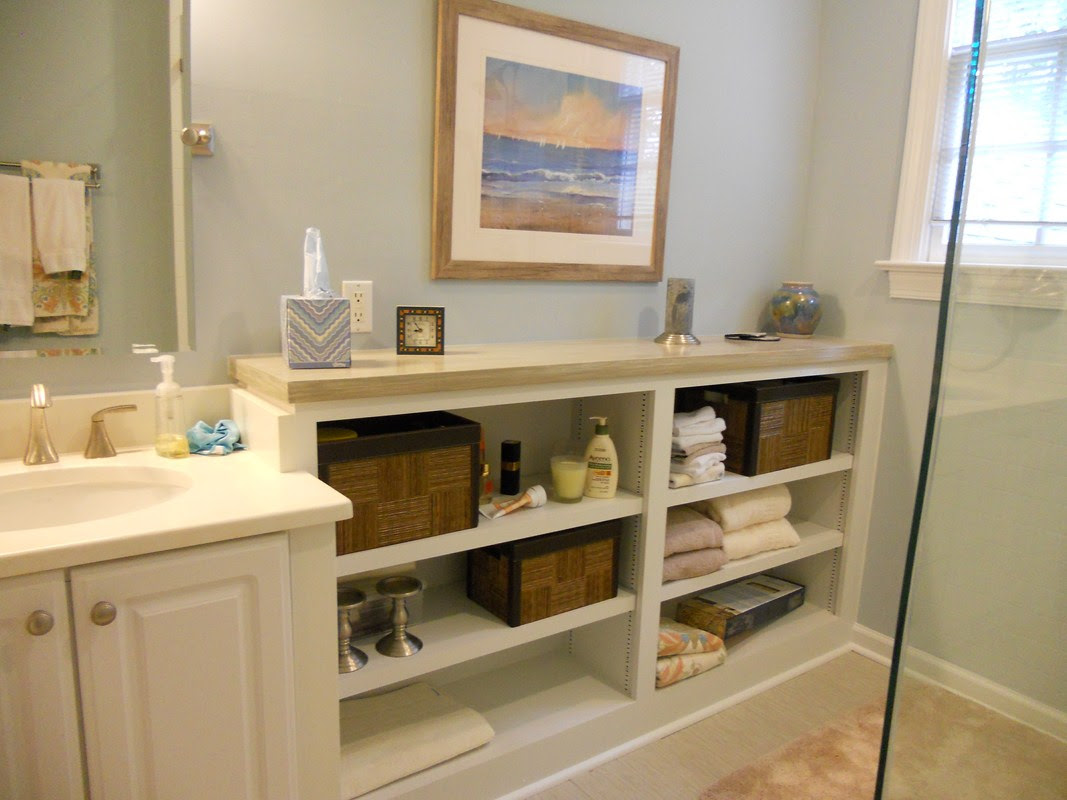 Long Bath Design Gallery. Long And Narrow Marble Bathroom With Two