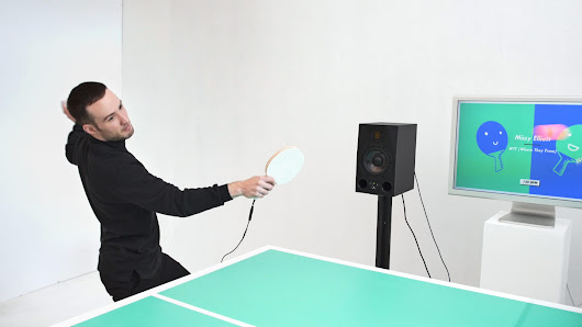 Ping Pong FM is an awesome, high tech version of the game