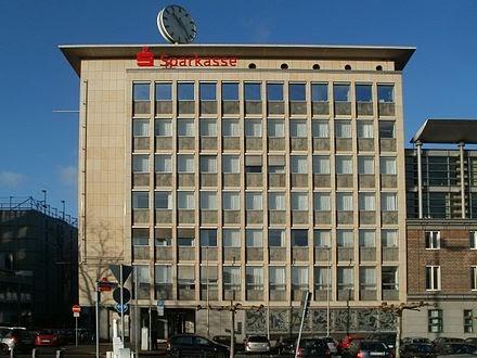 Sparkasse Köln Hauptbahnhof