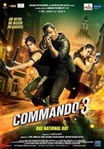 DOWNLOAD MOVIE: Commando 3 (2019)