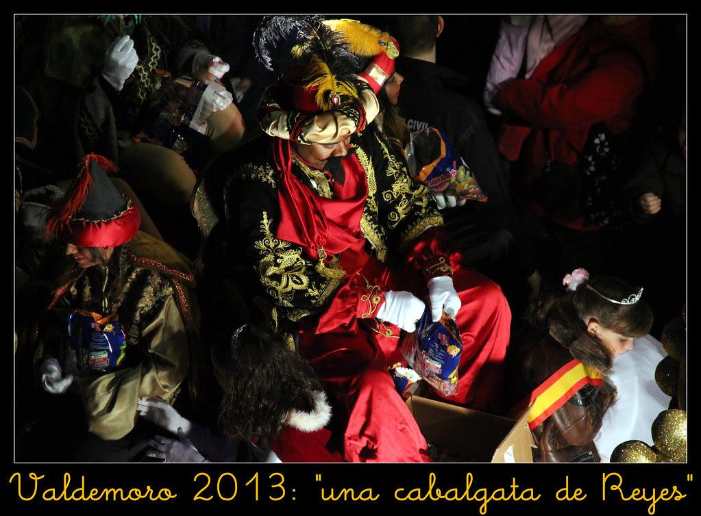 Valdemoro, la cabalgata de los Reyes Magos
