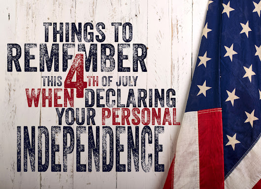 Declare Independence — From Bad Work Habits