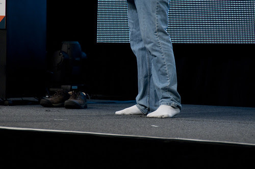 "David Ward, JavaOne 2011 San Francisco ""Juniper Networks Keynote"""
