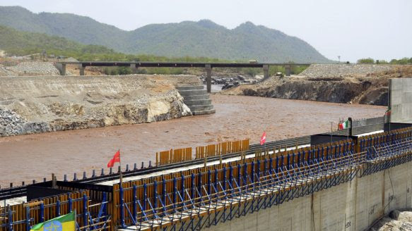 Ethiopia has begun diverting the Blue Nile, a major tributary to the Nile, as part of a giant dam project, sparking unease in downstream Egypt. Some Egyptian politicians in a meeting Monday proposed hostile acts against Ethiopia to halt the $4.2 billion Nile dam.