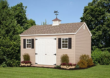 Shedfor: Atv storage shed