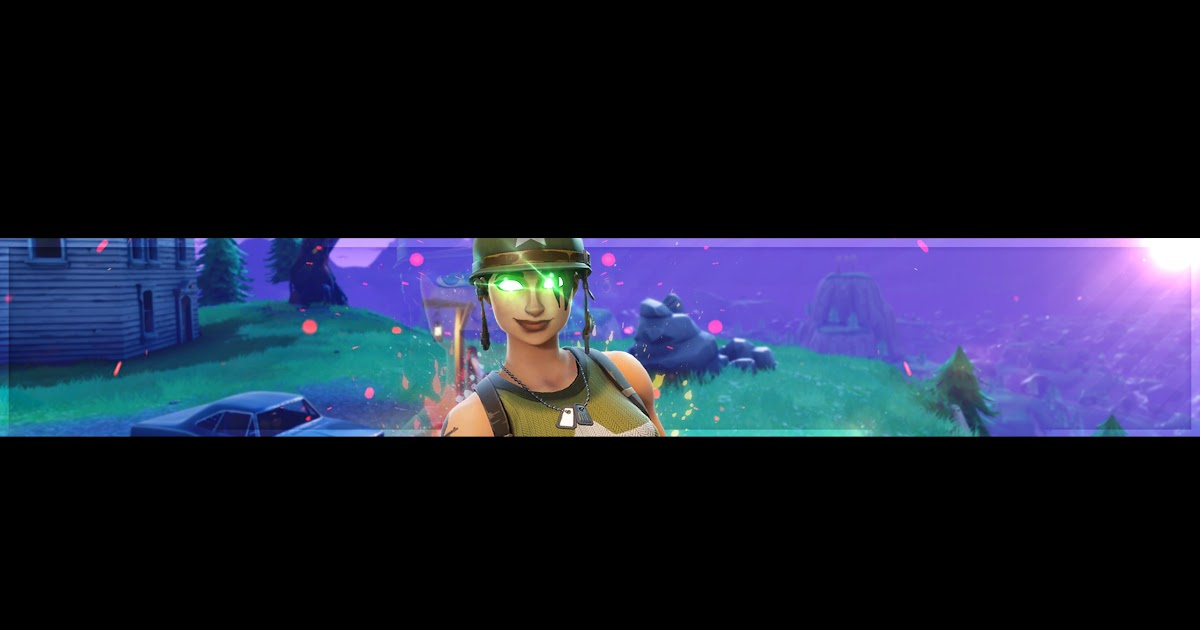 2048x1152 Youtube Banner Fortnite