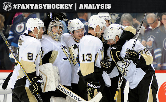 Fantasy Hockey All-Access: Inside Pittsburgh Penguins winning streak