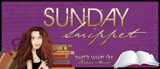 Sunday Snippet: Haunted by Shari Nichols