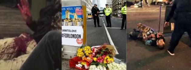 Λονδίνο: Δάκρυα για την ματωμένη γέφυρα - Το χρονικό της επίθεσης και τα προφίλ των μακελάρηδων
