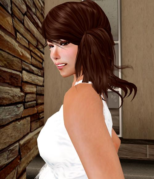 NEW! I Love Olive Hair - Jolene