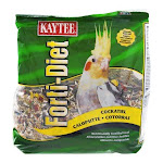 Kaytee Forti-Diet Cockatiel Food - 5 lb