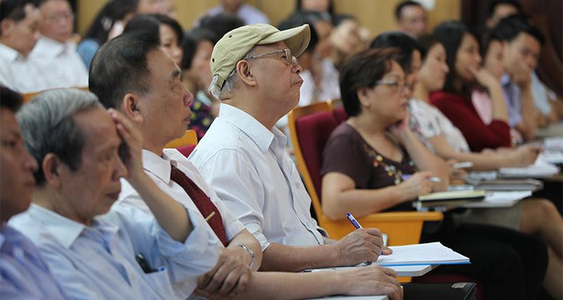Tổng bí thư, Nguyễn Phú Trọng, Trịnh Xuân Thanh, Đinh La Thăng, Võ Kim Cự
