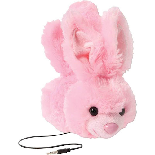 ReTrak Animalz Bunny ETAUDFBNY Over-Ear Headphones