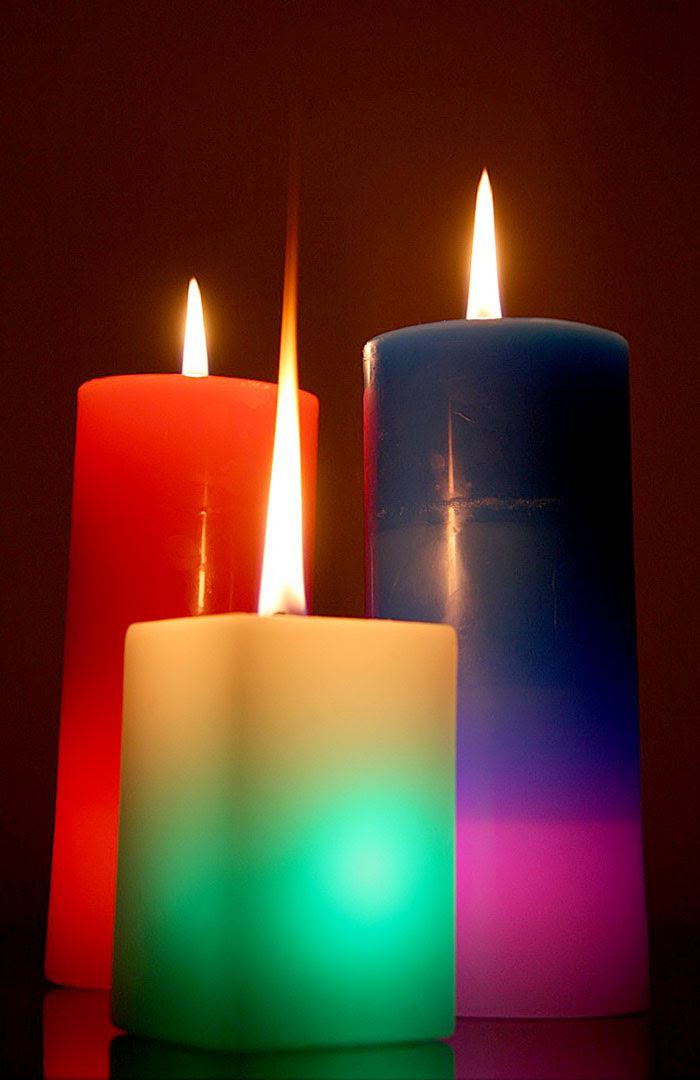 Candles | New Calendar Template Site