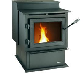 Heatilator Eco-Choice Pellet Stove | North Central Plumbing ...