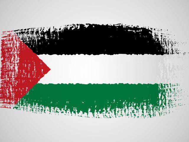 palestinianflagbrushstrokeas