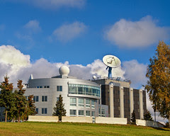 UAF Geophysical Institute and IARC
