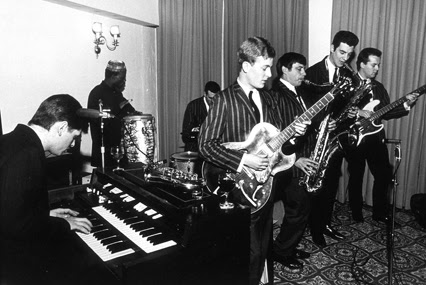 Georgie Fame y los Blue Flames