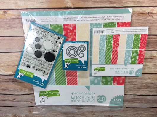 Perfectly Pretty Paper and Stamp Set