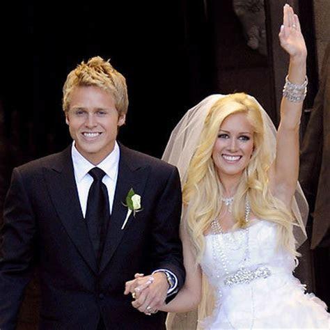 High Wattage Celebrity Weddings   InStyle.com