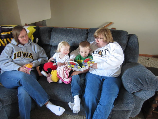 Stories with Grandma B