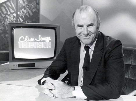 TV star: Clive James on Television - made Clive a household name