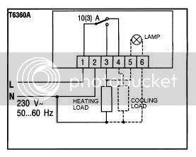 house    wiring       diagram     Duotherm Analog Hunter Digital