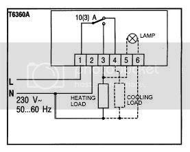 basic electrical wiring: Wiring Diagram Boiler