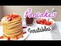 Recette Pancakes Deux Personnes