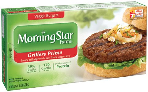 Toxic veggie burgers - Morningstar Farms exposed