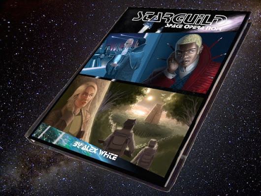 Starguild: Space Opera Noir tabletop RPG by Alex White —  Kickstarter