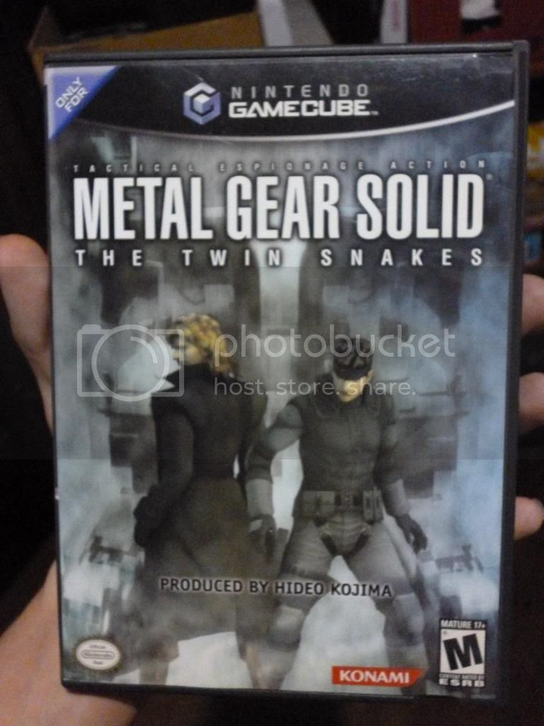 Metal Gear Solid: Twin Snakes
