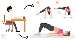 10 Exercises You Can Do To Reverse Spinal Damage Caused by a Lifetime of Sitting