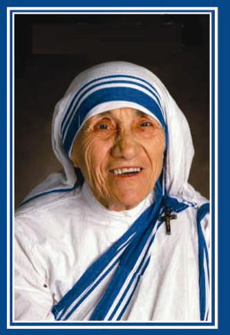 Fulling The Beatitude Blessed Mother Teresa Website