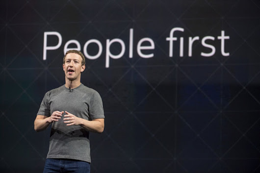 Facebook Plans to Rewire Your Life. Be Afraid.
