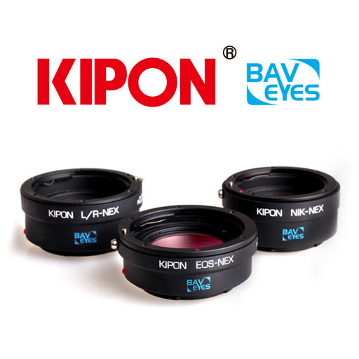 Kipon presents their Baveyes 0.7x focal reducers