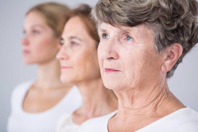 Envejecimiento, mujeres