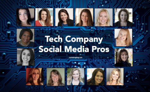 15 Women Who Rock Social Media at Top Tech Companies – Career Advice & Insights
