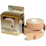 Kinesio Tex Gold Tape 1'' x 16.4' - Beige (2 Pack)