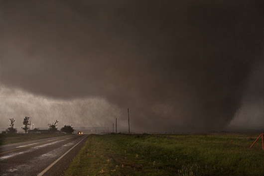 EF3 and stronger tornadoes are running near historic lows in 2015