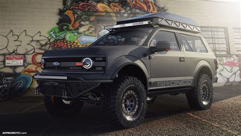 ford bronco review release date design platform