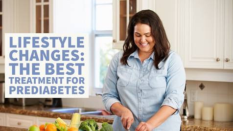 5 Lifestyle Changes You Can Make to Help Reverse Prediabetes