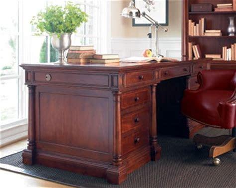 thomasville fredericksburg executive desk   home