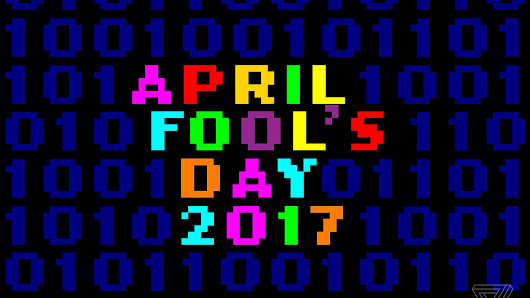 April Fools' Day 2017: the best (and worst) pranks