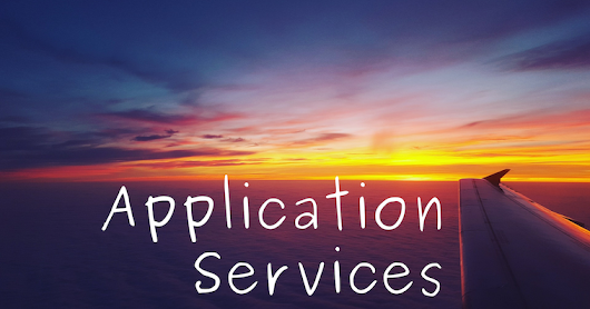Application Services - 10 common doubts answered