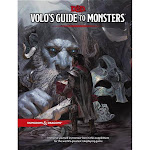 Volo's Guide to Monsters - (Dungeons & Dragons) (Hardcover)