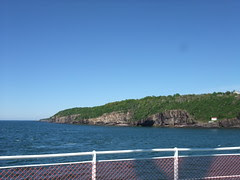 Digby from the ferry