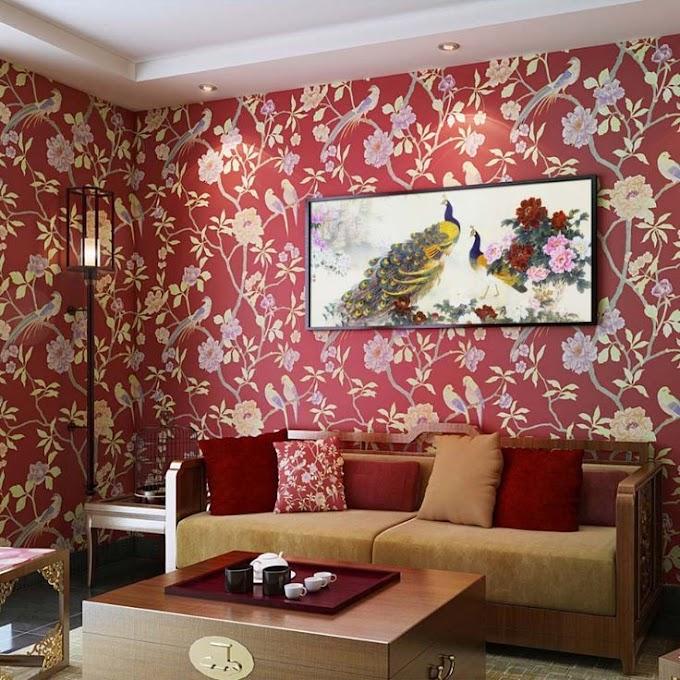 Wallpaper Ruang Tamu 3d Kotak | Ide Rumah Minimalis